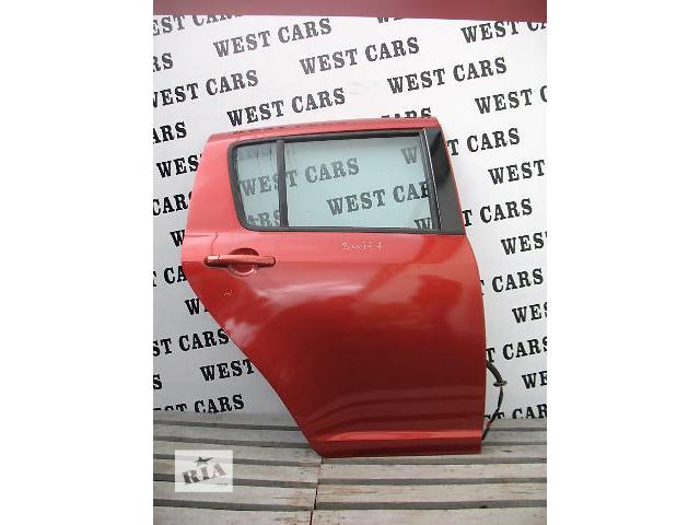 Б/у дверь задняя для легкового авто Suzuki Swift Hatchback (5d)- объявление о продаже  в Луцке