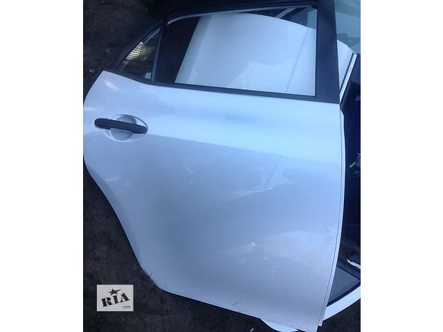 Б/у дверь задняя для легкового авто Toyota Auris- объявление о продаже  в Киеве