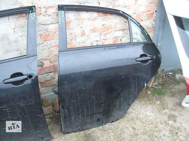 бу Б/у дверь задняя для легкового авто Toyota Corolla в Ровно
