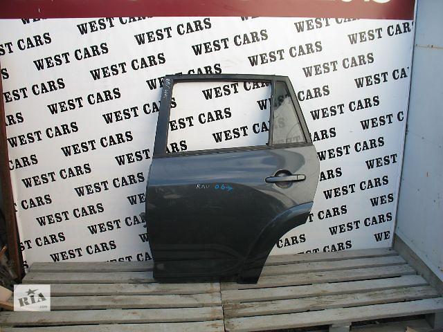 Б/у дверь задняя для легкового авто Toyota Rav 4 2007- объявление о продаже  в Луцке