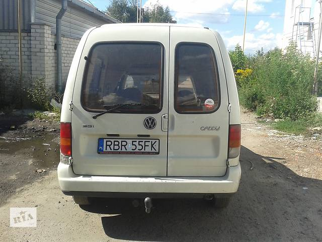 бу Б/у дверь задняя для легкового авто Volkswagen Caddy в Ровно