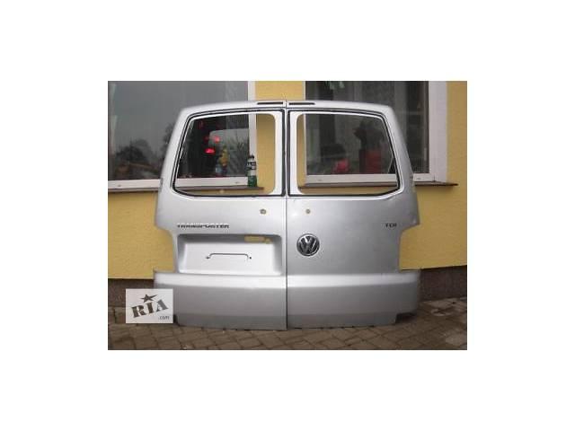 Б/у дверь задняя для легкового авто Volkswagen Caddy- объявление о продаже  в Львове