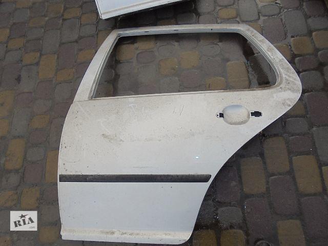 купить бу Б/у дверь задняя для легкового авто Volkswagen Golf IV 2004 в Львове