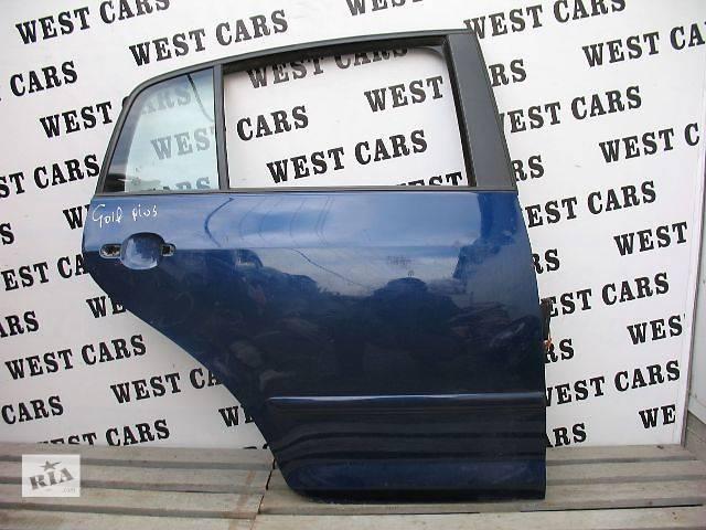 Б/у дверь задняя для легкового авто Volkswagen Golf Plus- объявление о продаже  в Луцке