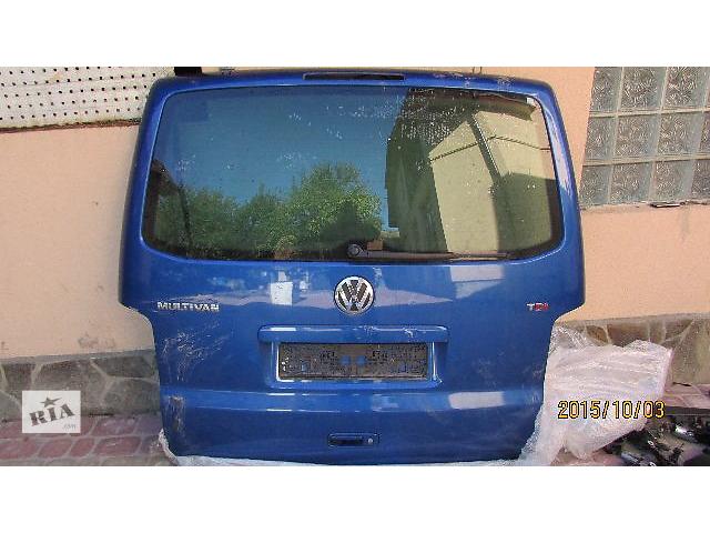 бу Б/у дверь задняя для легкового авто Volkswagen Multivan 2008 в Хусте