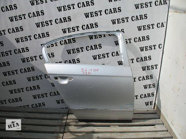 купить бу Б/у дверь задняя для легкового авто Volkswagen Passat B6 в Луцке