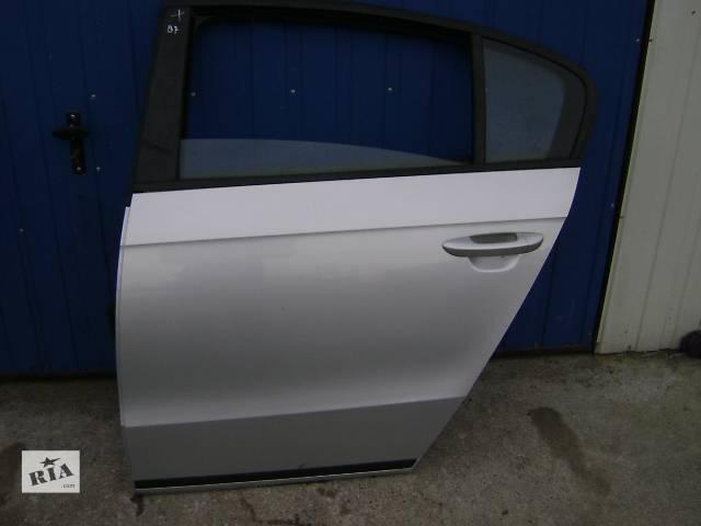 купить бу Б/у дверь задняя для легкового авто Volkswagen Passat B7 в Чернигове