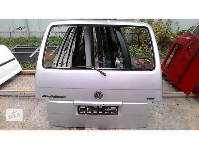 продам Б/у дверь задняя для легкового авто Volkswagen T4 (Transporter) бу в Яворове