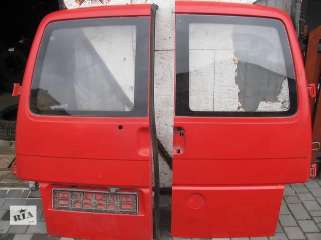 бу Б/у дверь задняя для легкового авто Volkswagen T4 (Transporter) в Яворове (Львовской обл.)