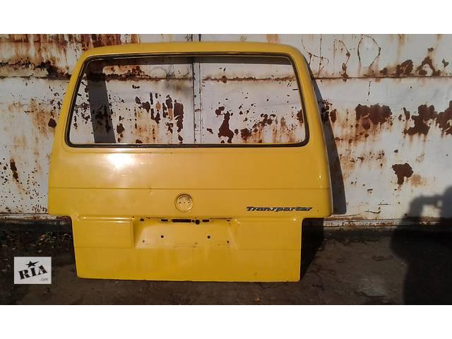 продам Б/у дверь задняя для легкового авто Volkswagen T4 (Transporter) бу в Яворове (Львовской обл.)