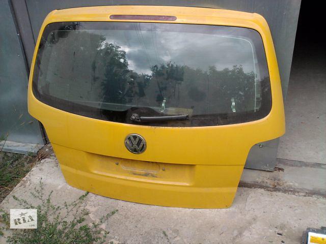 продам Б/у дверь задняя для легкового авто Volkswagen Touran 2005 бу в Бродах (Львовской обл.)
