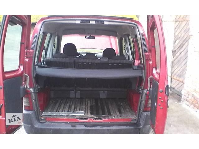 Б/у дверь задняя для минивена Citroen Berlingo- объявление о продаже  в Ковеле