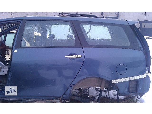 купить бу Б/у дверь задняя левая 5730A047 для минивена Mitsubishi Grandis 2007 в Николаеве
