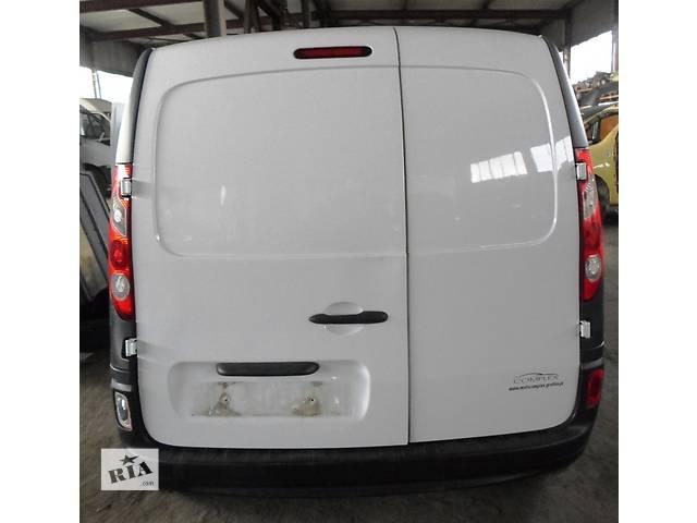 продам Б/у Дверь задняя для Renault Kangoo Кенго 1,5 DCI К9К B802, N764 2008-2012 бу в Луцке