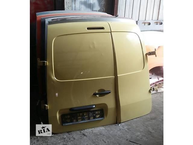 продам Б/у Дверь задняя для Renault Kangoo Рено Канго Кенго 1,5 DCI К9К B802, N764 2008-2012 бу в Луцке