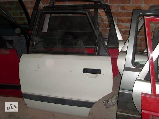 продам Б/у дверь задняя для седана Audi 80 бу в Борщеве (Тернопольской обл.)