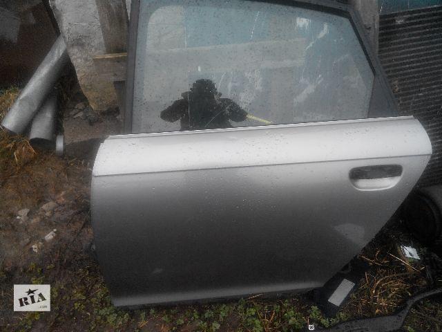 купить бу Б/у дверь задняя для седана Audi A6 2006 в Львове