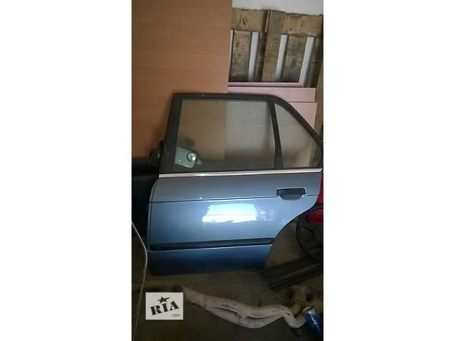 Б/у дверь задняя для седана BMW 3 Series (все)- объявление о продаже  в Ивано-Франковске