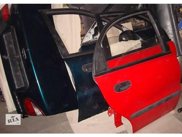 продам Б/у дверь задняя для седана Daewoo Lanos бу в Днепре (Днепропетровске)