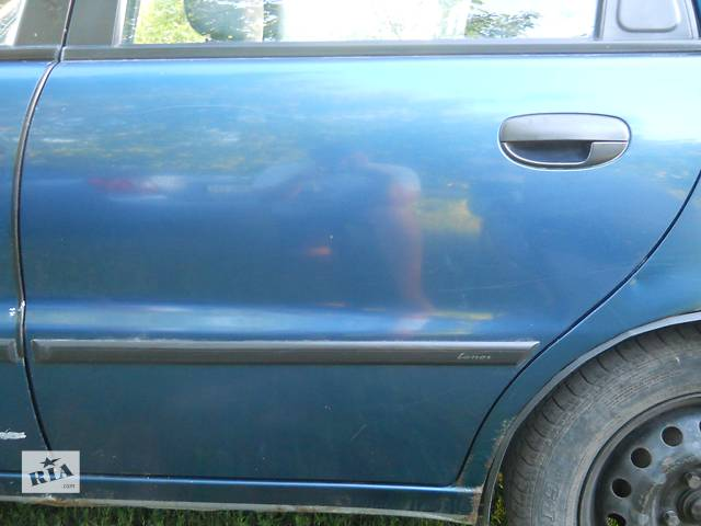 бу Б/у дверь задняя для седана Daewoo Lanos в Краснограде