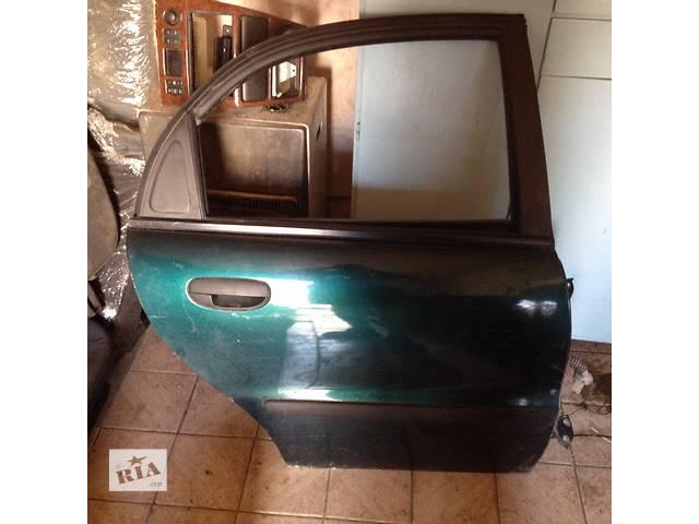 купить бу Б/у дверь задняя для седана Daewoo Lanos в Ровно