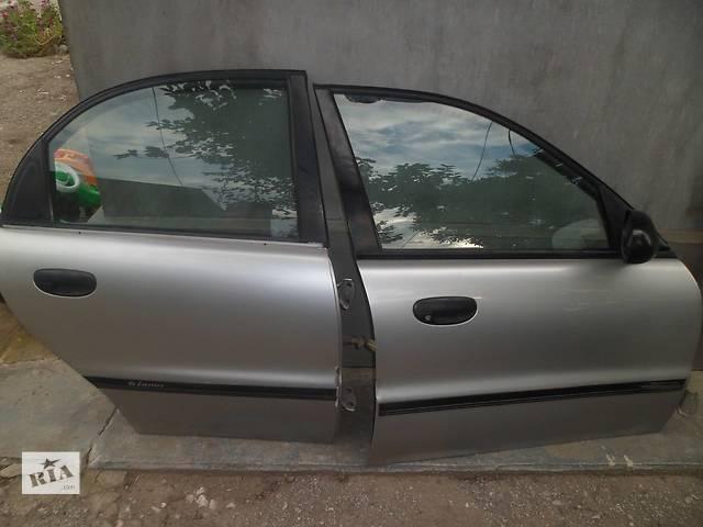 купить бу Б/у дверь задняя для седана Daewoo Lanos в Черновцах