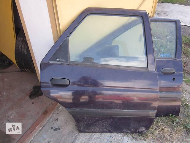 Б/у дверь задняя для седана Ford Escort- объявление о продаже  в Ровно
