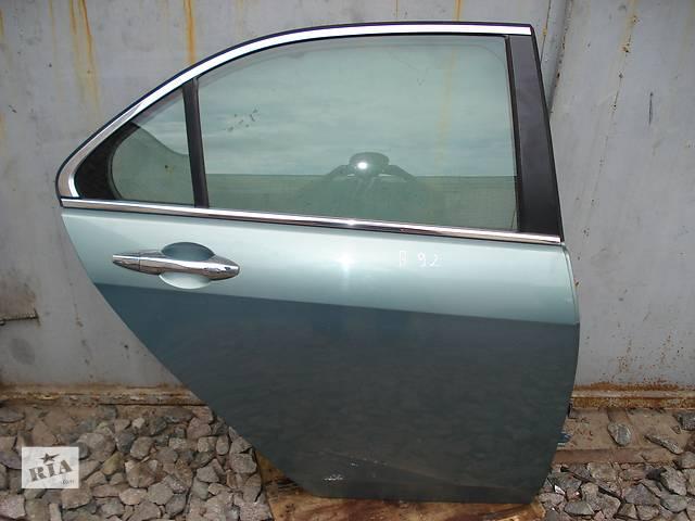 продам Б/у дверь задняя для седана Honda Accord бу в Киеве