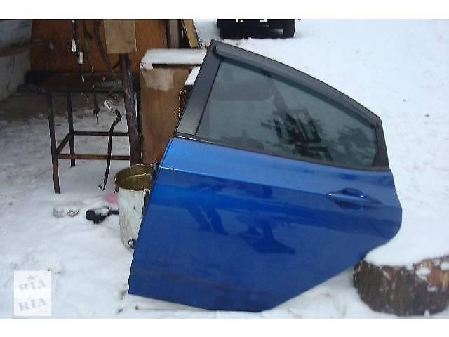 продам Б/у дверь задняя для седана Hyundai Accent бу в Киеве