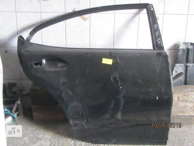 продам Б/у дверь задняя для седана Lexus ES 2014 бу в Киеве