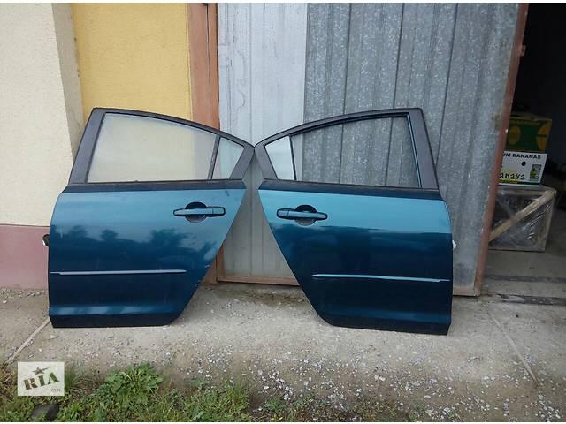Б/у дверь задняя для седана Mazda 3 Sedan- объявление о продаже  в Ужгороде
