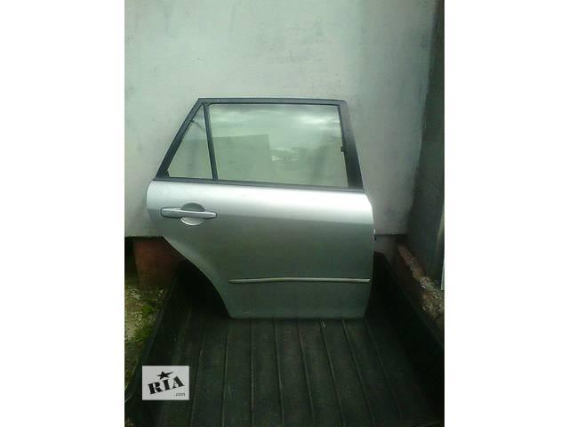 Б/у дверь задняя для седана Mazda 6- объявление о продаже  в Ковеле