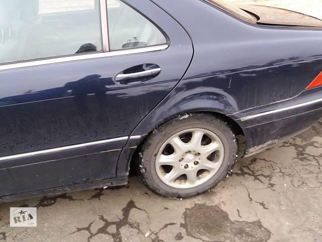 купить бу Б/у дверь задняя для седана Mercedes S-Class в Луцке