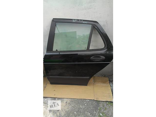 Б/у дверь задняя для седана Saab 9-5- объявление о продаже  в Ковеле