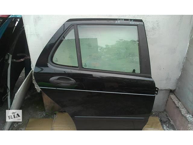 купить бу Б/у дверь задняя для седана Saab 9-5 в Ковеле