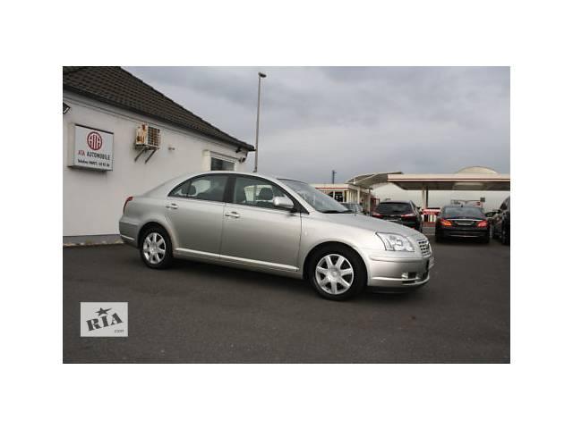 купить бу Б/у дверь задняя для седана Toyota Avensis в Киеве