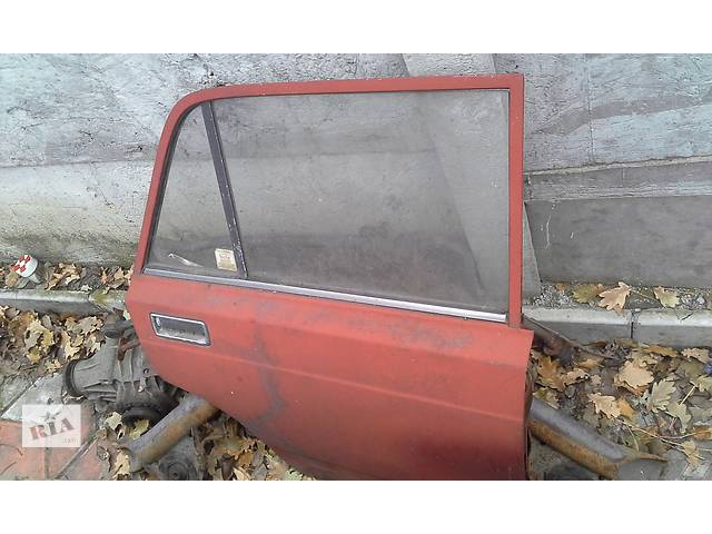 Б/у дверь задняя для седана ВАЗ 2107- объявление о продаже  в Запорожье