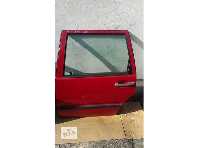 Б/у дверь задняя для седана Volvo 850- объявление о продаже  в Ковеле