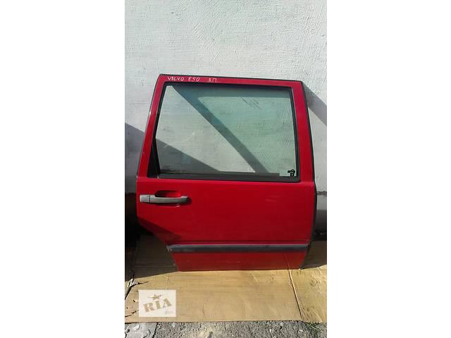 продам Б/у дверь задняя для седана Volvo 850 бу в Ковеле