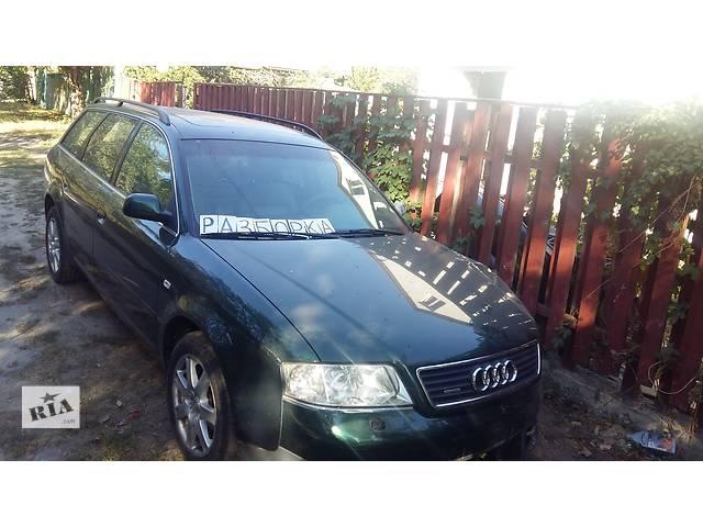 бу Б/у дверь задняя для универсала Audi A6 Avant в Киеве