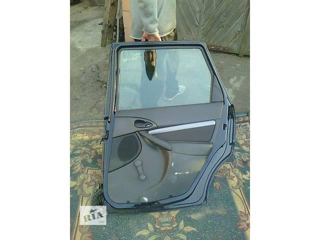 бу Б/у дверь задняя для универсала Ford Focus в Ковеле