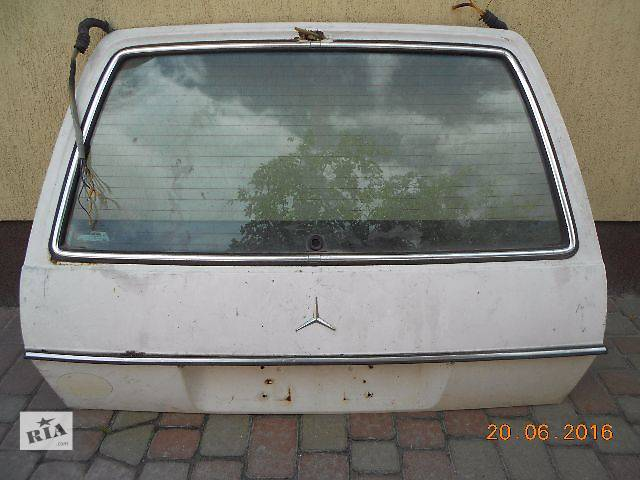 продам Б/у дверь задняя для универсала Mercedes 123 бу в Владимир-Волынском