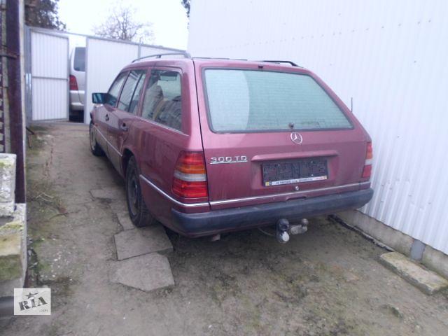 купить бу Б/у дверь задняя для универсала Mercedes 124 1992 в Берегово (Закарпатской обл.)