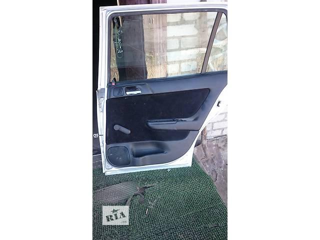 Б/у дверь задняя для универсала Opel Astra G kombi- объявление о продаже  в Львове