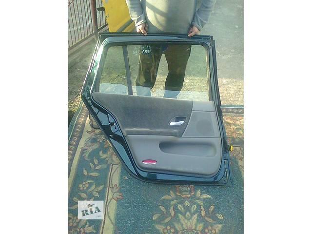 Б/у дверь задняя для универсала Renault Laguna II- объявление о продаже  в Ковеле