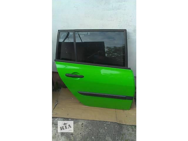 продам Б/у дверь задняя для универсала Renault Megane II 2 бу в Ковеле