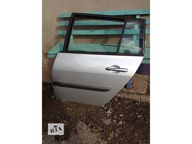купить бу Б/у дверь задняя для универсала Renault Megane II в Бучаче