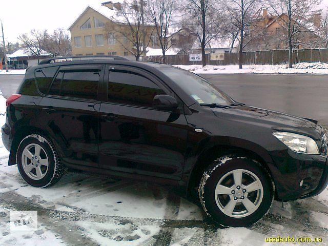 Б/у дверь задняя для универсала Toyota Rav 4- объявление о продаже  в Одессе