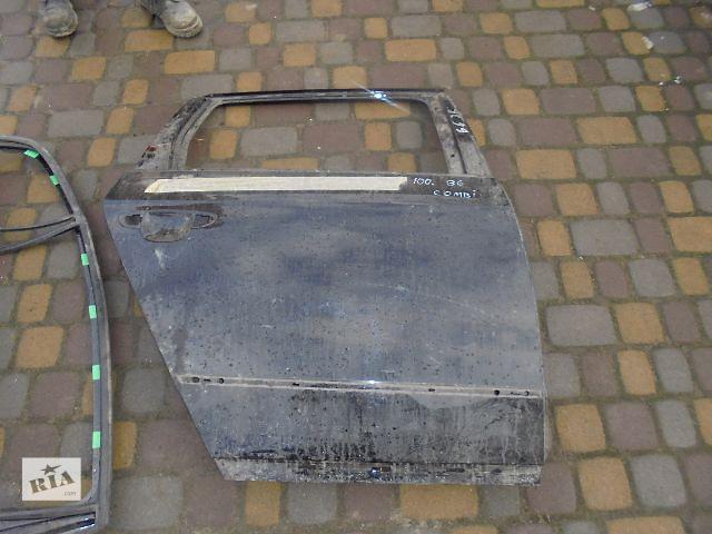 продам Б/у дверь задняя для универсала Volkswagen B6 2007 бу в Львове