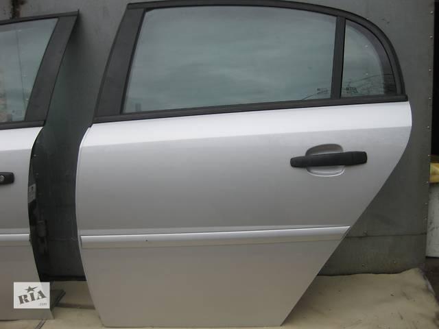 бу Б/у дверь задняя дверка задня двері Opel Vectra C Вектра С в Львове